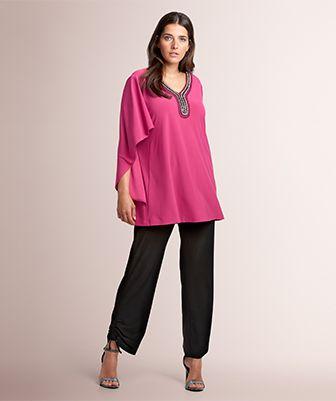 купить одежду для полных от Verpass в интернет-магазине