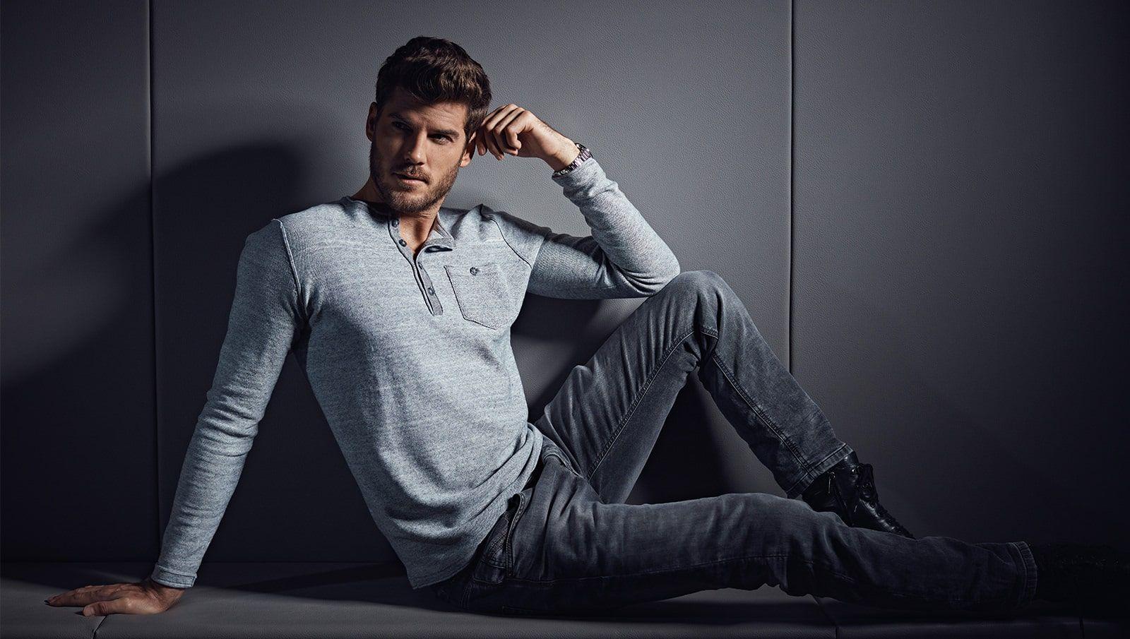 мужская одежда Monte Carlo