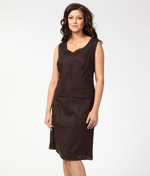 одежда для полных женщин Dresses Unlimited