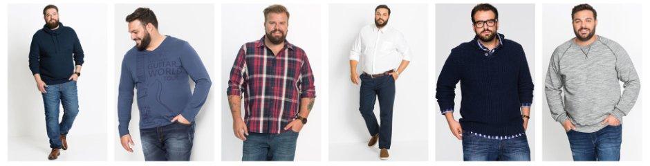 одежда больших размеров для мужчин скидки