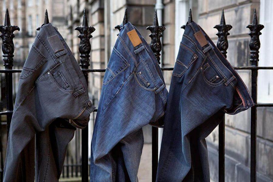 джинсы больших размеров мужские