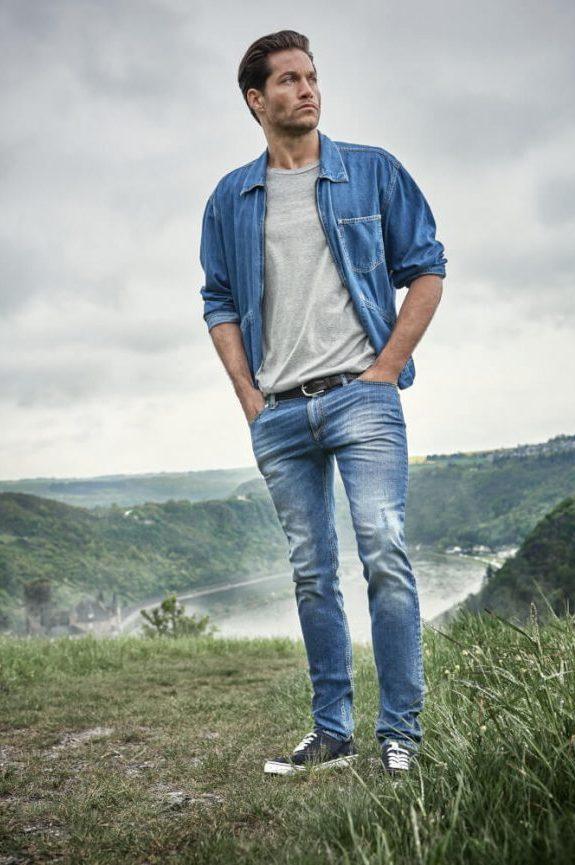 мужские джинсы больших размеров украина