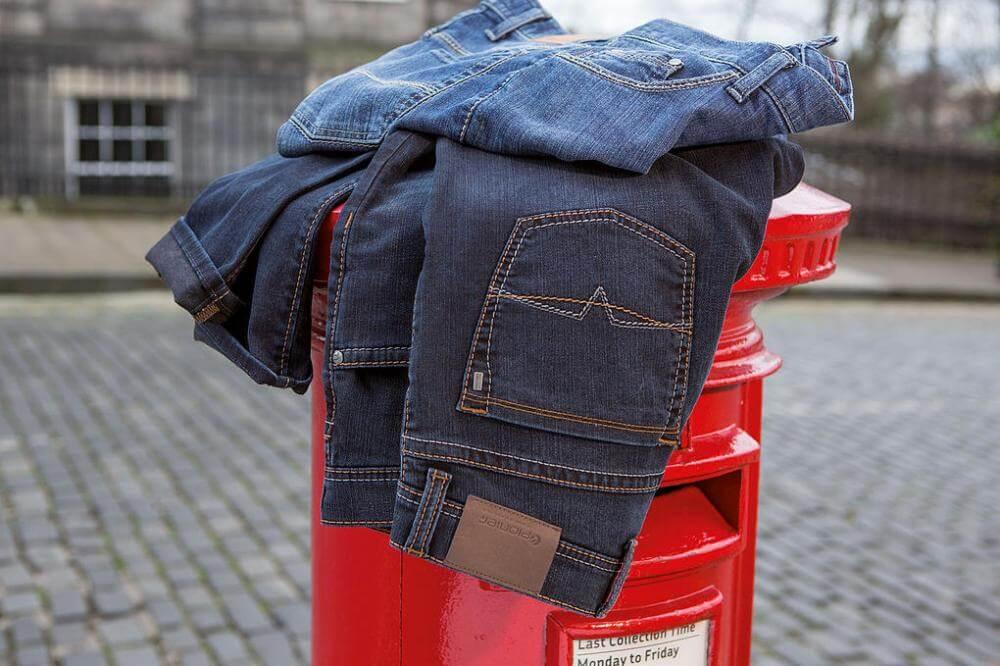 купить мужские джинсы большого размера украина
