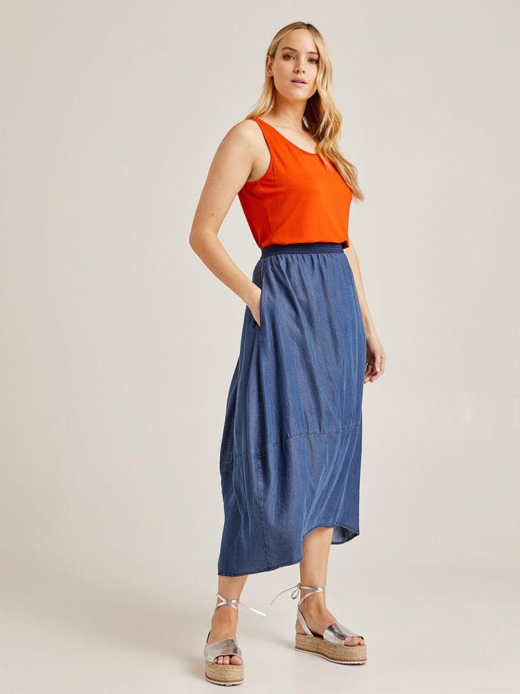 купить юбку большого размера украина