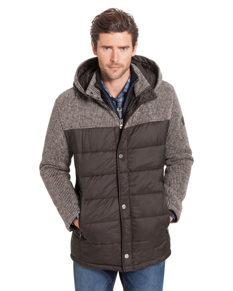 мужские куртки для полных