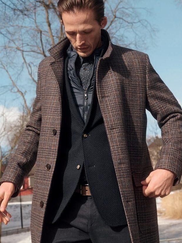 мужская верхняя одежда больших размеров