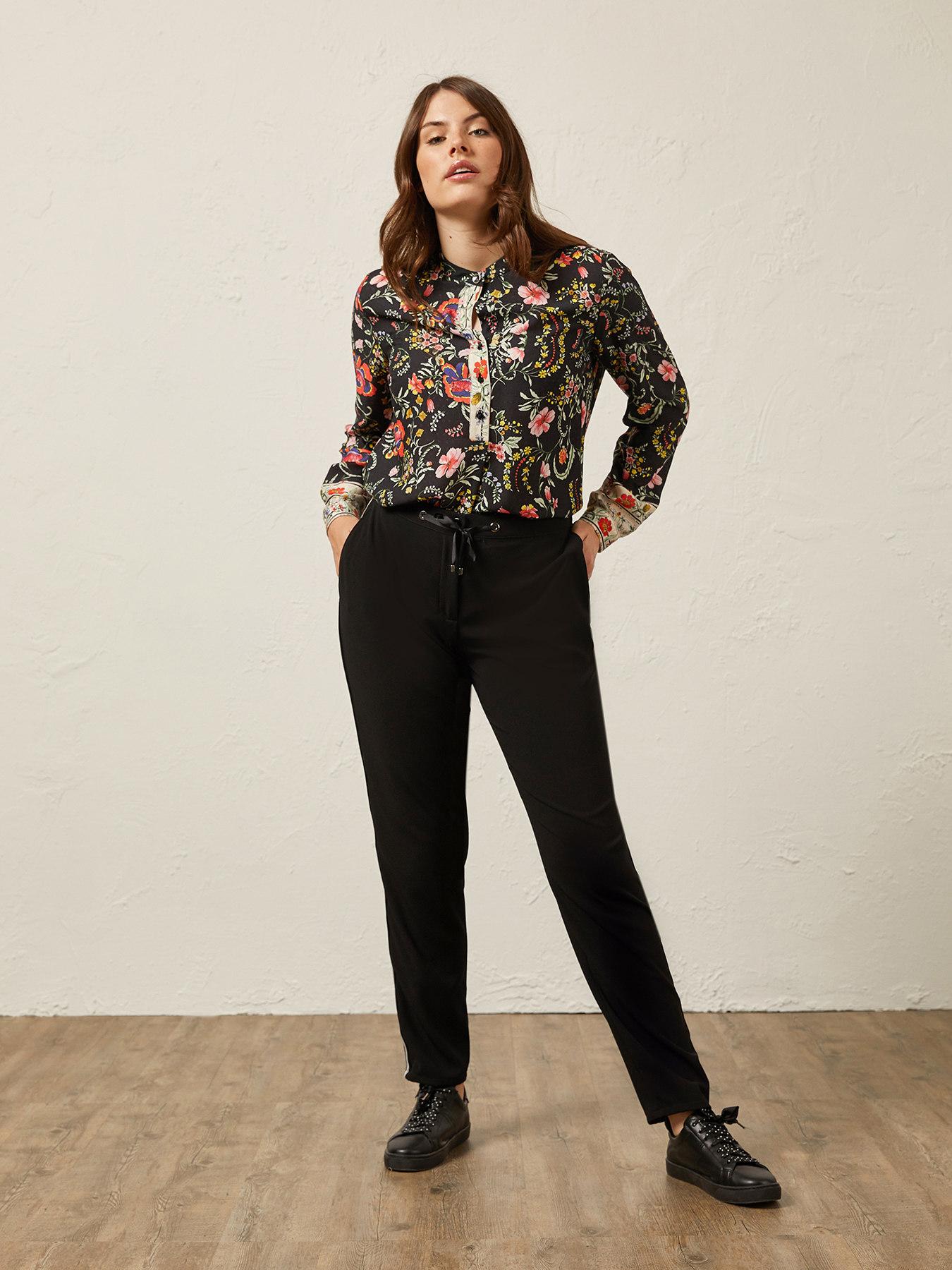 купить брюки женские большого размера