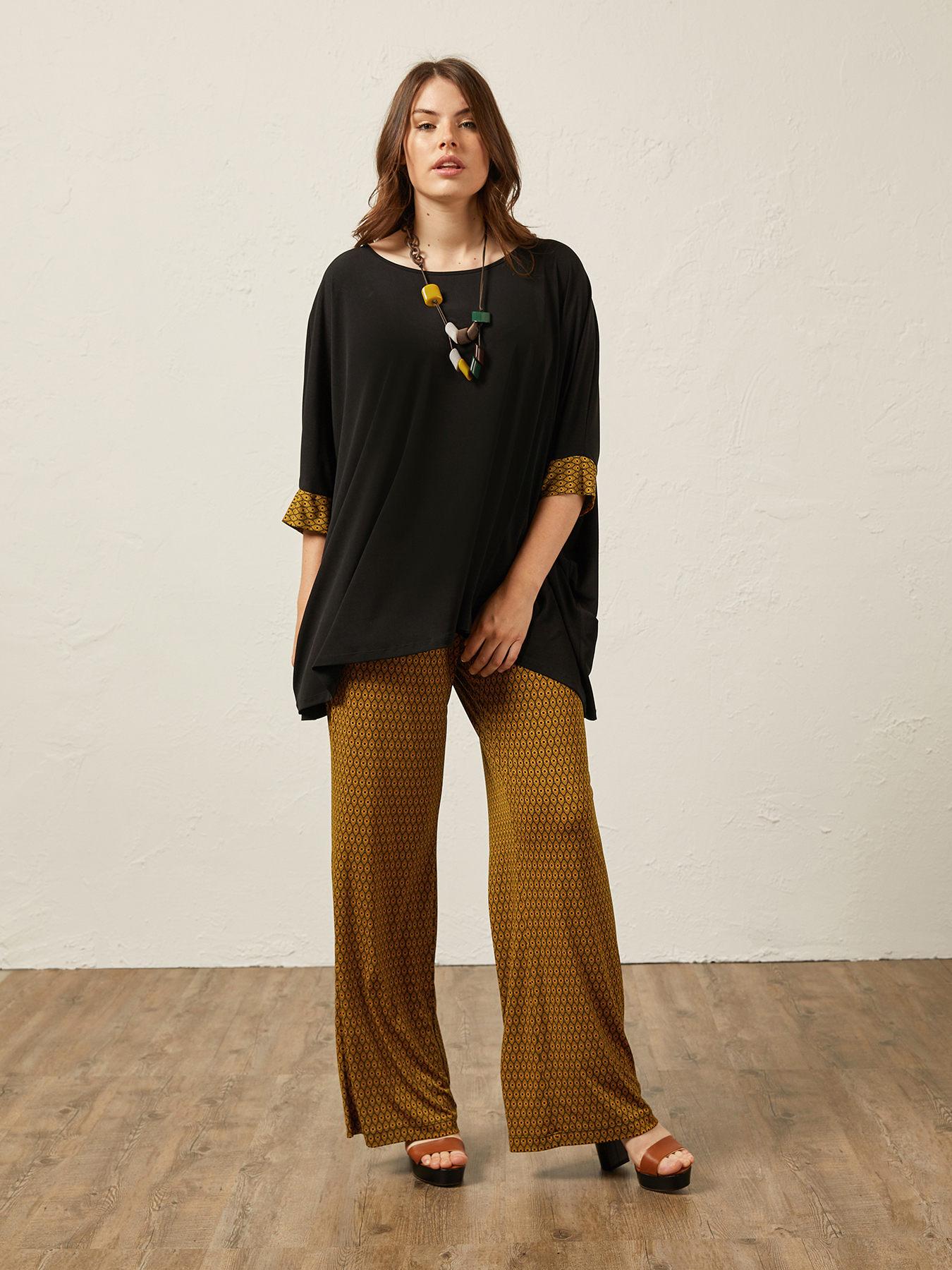 женские брюки больших размеров украина