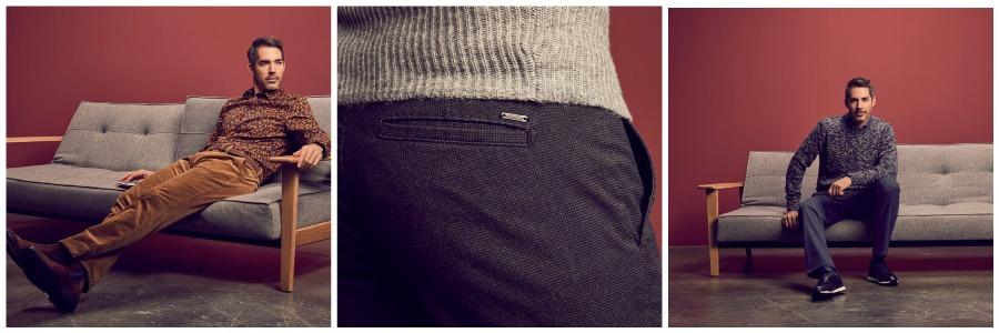 купить мужские брюки больших размеров в украине