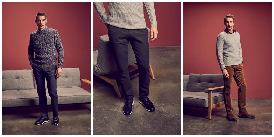 брюки больших размеров мужские