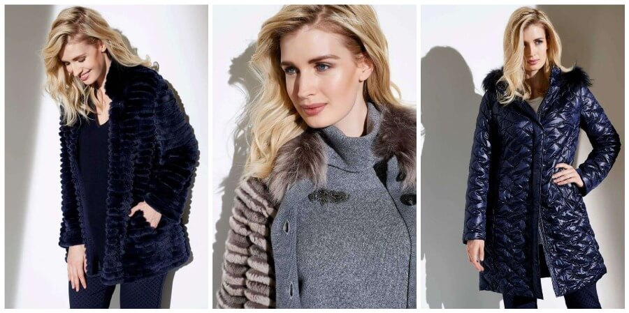 верхняя одежда больших размеров для женщин украина