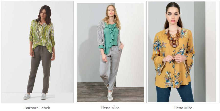 модные тренды весна-лето 2018