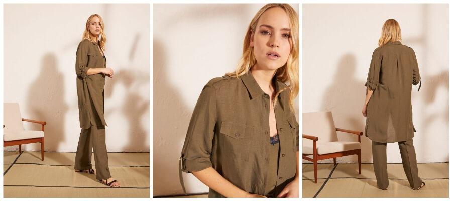 платья-рубашки от Еlena Мiro