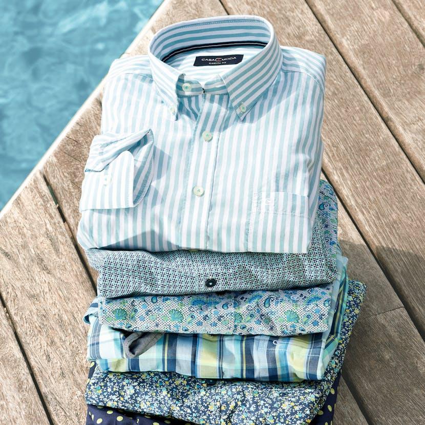 мужские рубашки с длинным рукавом больших размеров