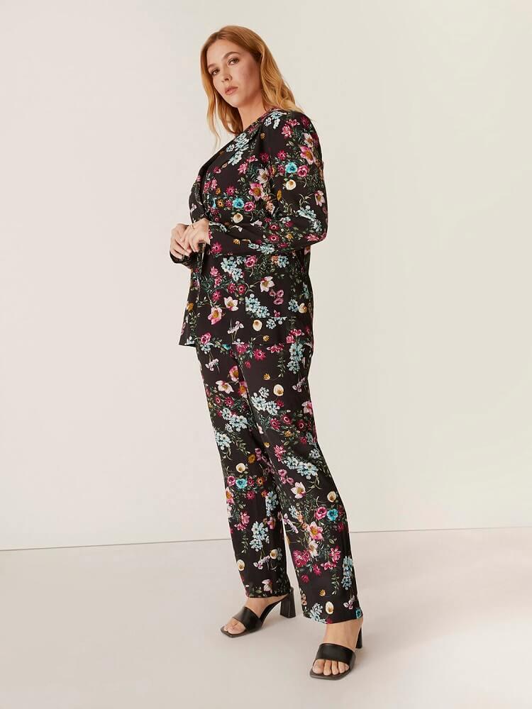 новинки одежды для женщин Plus Size